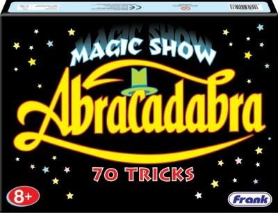 Frank Abracadabra Board Game