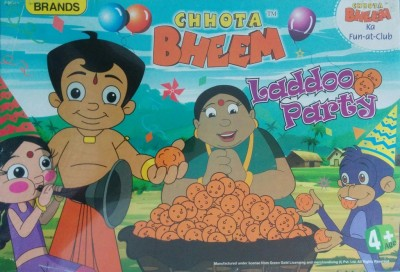 Brands Chhota Bheem Laddoo Party Board Game