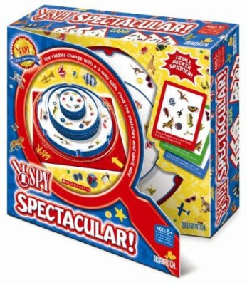 Briarpatch, I Spy I Spy Spectacular Board Game
