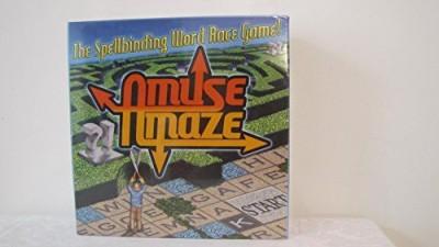 HL Games amuseamaze Board Game
