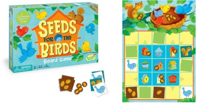 Peaceable Kingdom Seeds For The Birds Board Game