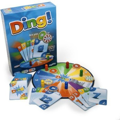 Wiggles 3D Ding Board Game