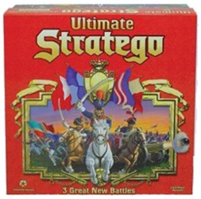Board Games - Assorted Winning Moves Ultimate Stratego Board Game
