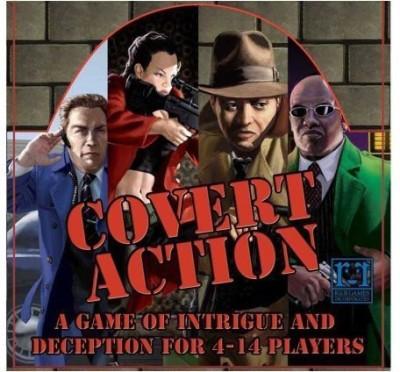 R&L Covert Board Game