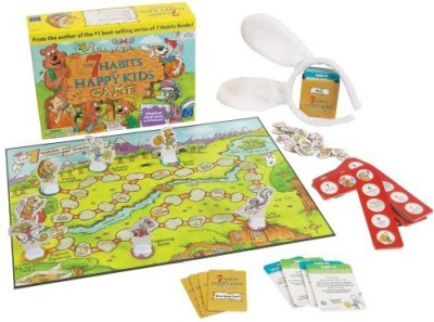 Educational Insights The 7 Habits Of A Happy Kids Board Game