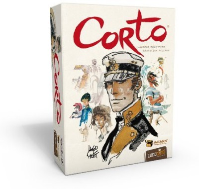 Asmodee Corto Board Game