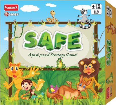 Funskool Safe Board Game
