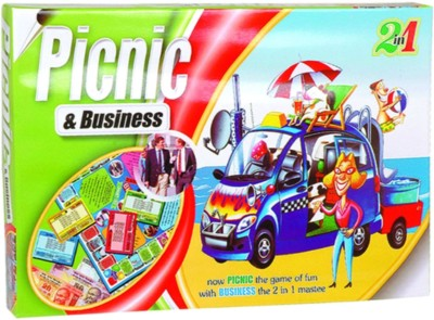 Ratnas Picnic And Business Board Game