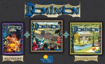 Rio Grande Games Dominion Big Box Board Game