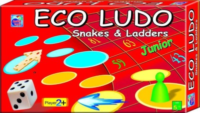 Bharat LUDO Snakes & Ladders Board Game