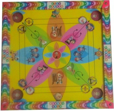 SportsHouse 17 Inch Kids Carrom Board Game available at Flipkart for Rs.499