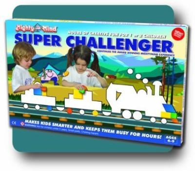 MightyMind Mighty Mind Super Challenger Board Game