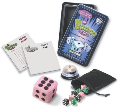TaliCor It,S Bunco Time Collector,S Tin Board Game