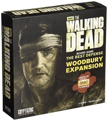 Cryptozoic Entertainment The Walking Dead Woodbury Expansion Board Game