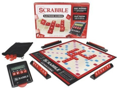 Hasbro Scrabble Game Board Game