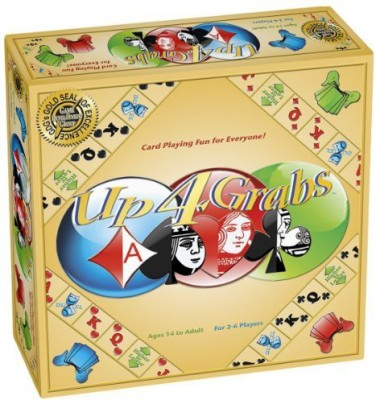Game Development Group Up 4 Grabs The Card Playing Board Game