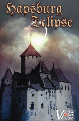 Victory Point Games Hapsburg Eclipse Solitaire Boxed Board Game
