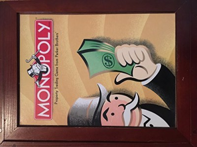 Parker Brothers Monopoly Vintage Collection Board Game