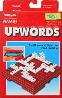 Funskool Travel Upwords Board Game