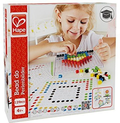 Hape Home Education Bead Do Board Game