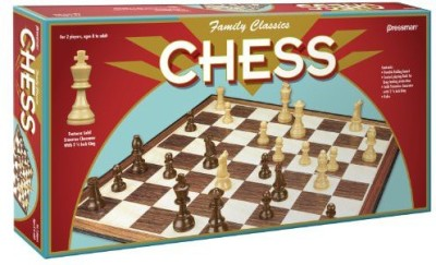 Pressman Toy Family Classic Chess Board Game