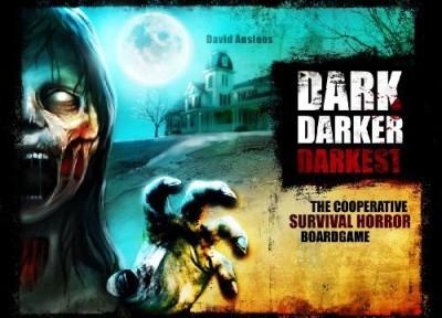 Queen Games Dark Darker Darkest Board Game