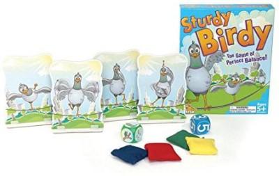 Fat Brain Toys Sturdy Birdy Board Game