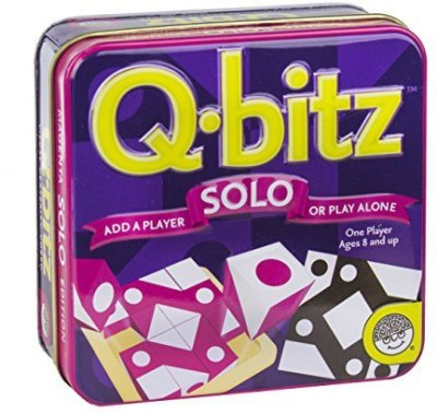 MindWare Qbitz Solo Magenta Board Game