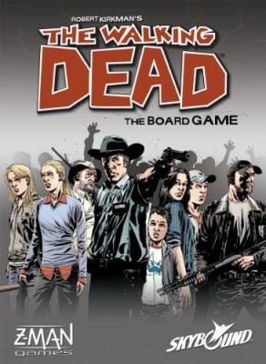 Z-Man Games Walking Dead (Z Man) Board Game