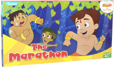 Brands Chhota Bheem Marathon Board Game