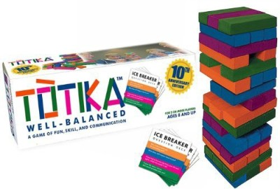 Open Spaces, LLC Totika Icebreaker Board Game