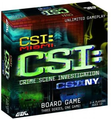 GDC-GameDevCo Ltd. Csi Board Game