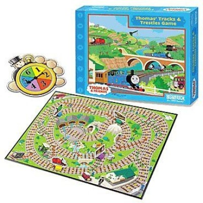 Briar Patch Thomas And Friends Tracks And Trestles Board Game