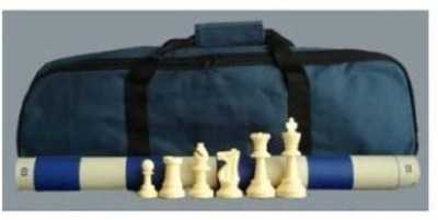 ChessCentral Standard Tournament Chess Set34 Chess Pieces (2 Extra Board Game