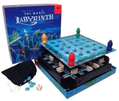 Schmidt Magic Larinth Board Game