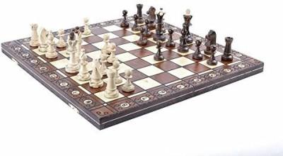 Wegiel Chess Set Consul Chess Pieces And European Wooden Handmade Board Game