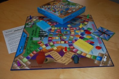 Sea Bell Corp. We believe 2 Interfaith Board Game