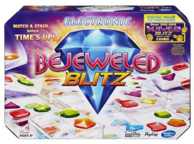 Hasbro Bejeweled Blitz Board Game