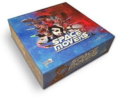 KnA Games Space Movers 2201 Board Game