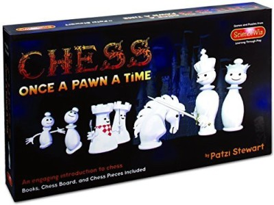 Science Wiz Chess Once A Pawn A Time Board Game