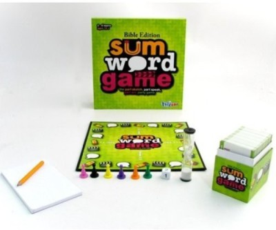 TaliCor Sum Word Bible Edition Board Game