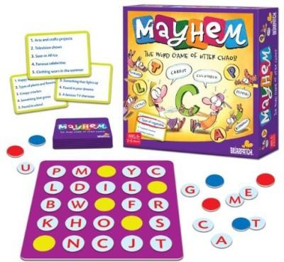 Briarpatch Mayhem Board Game