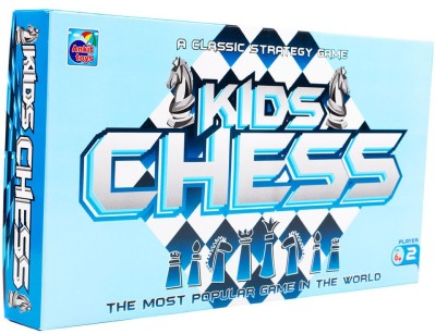 Ankit Toys Kids Chess Board Game
