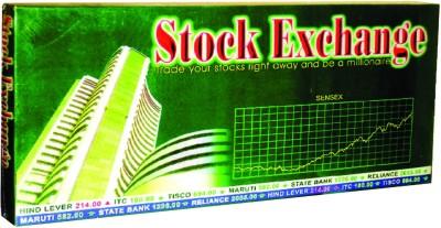 Shree Creations Stock Exchange Board Game