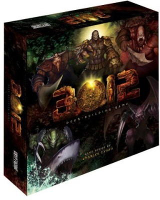 Cryptozoic Entertainment 3012 Deck Building Board Game