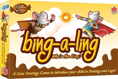 MadRat Games Games Bling-a-ling Board Game