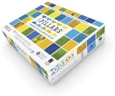 5 Pillars 5Pillars Ultimate Islamic Experience Board Game