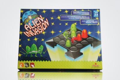 Zephyr Alien Invasion Board Game