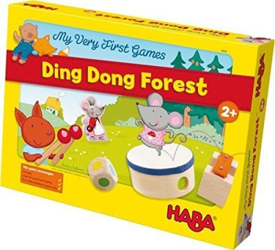 HABA Ding Dong Forest From My Very First Board Game
