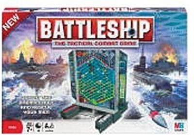 Milton Bradley battleship Board Game